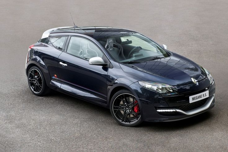 Renault Megane RS: celebra le vittorie con RED BULL RACING