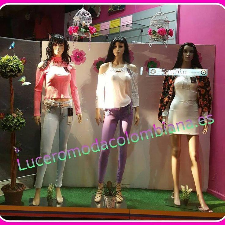 Tienda de Moda Colombiana Ubicada en Elche Alicante España. Tu Tienda Latina con Variedad de modelos, Visitanos en Elche Calle Diagonal # 8  y Diviértete escogiendo tus favoritos.
