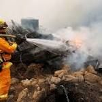 Winds danger return as Thomas fire takes aim at Santa Barbara County