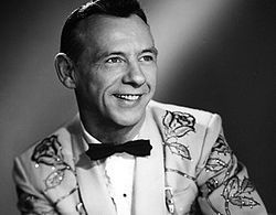 Hank Snow -   Liverpool, Nova Scotia  Snow won numerous awards and is a member of the Country Music Hall of Fame, the Canadian Country Music Hall of Fame and the Music Hall of Fame