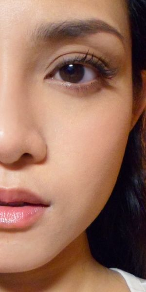 Barely-There Makeup (How to Look Polished for less) cover girl lipslicks in Hipster
