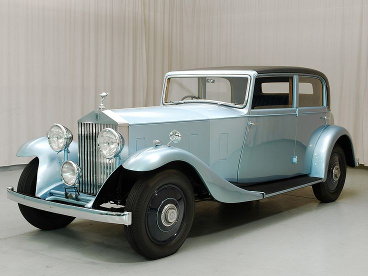 1933 Rolls Royce 20 25 Tastefully Presented And Well