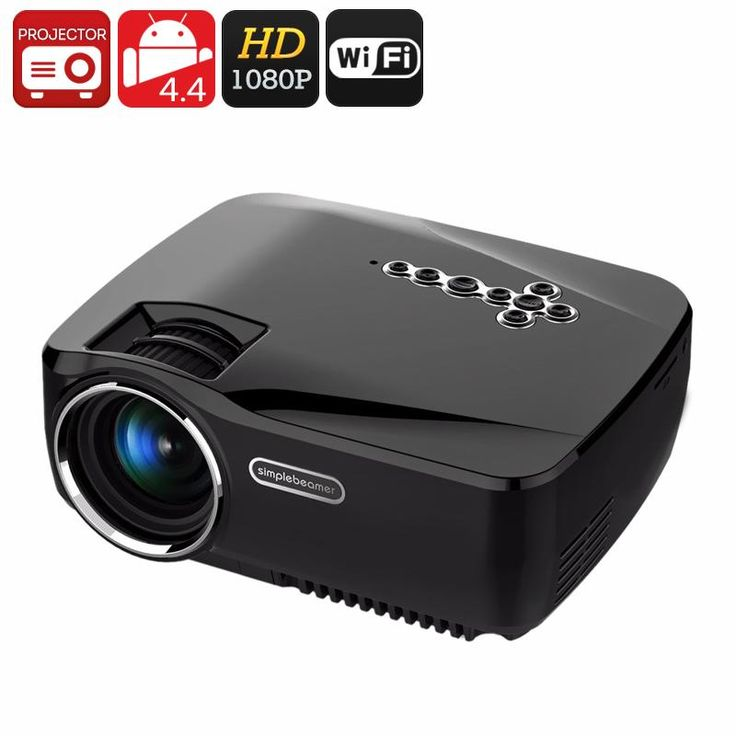 Agora disponível em nossa loja: Mini projetor 120... Confira aqui! http://alphaimports.com.br/products/mini-projetor-1200-lumen-android-suporte-1080p-25-a-100-polegadas-display-android-4-4-kodi-dual-band-wi-fi?utm_campaign=social_autopilot&utm_source=pin&utm_medium=pin