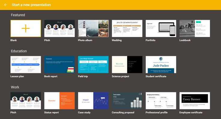 Practical Ed Tech Tip of the Week - Take Advantage of the Google Drive Template Gallery