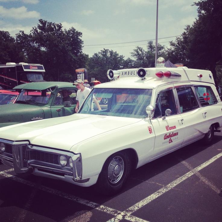 490 Best Vintage Ambulances Images On Pinterest