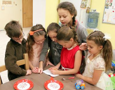 Starry... девушка творческая: Новогодний квест для детей 5-8 лет