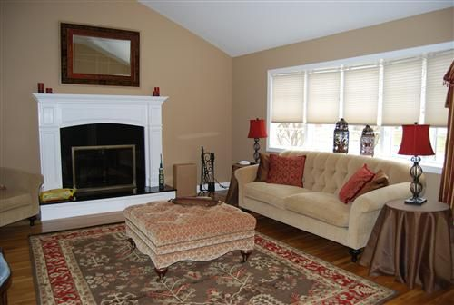 Living Room Paint Color Ideas Neutral Warm
