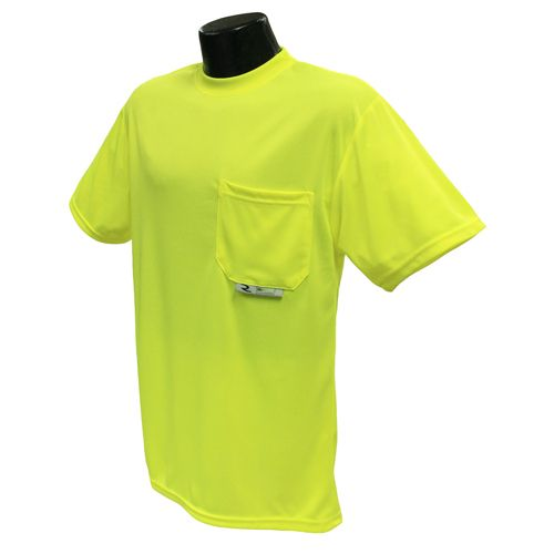 Radians Hi Vis Green Short Sleeve T-shirt Non-Rated ST11-N | Radians Hi Vis Green Short Sleeve T-shirt Non-Rated ST11-N | Hi Visibility Green Short Sleeve T-shirt Non-Rated ST11-N