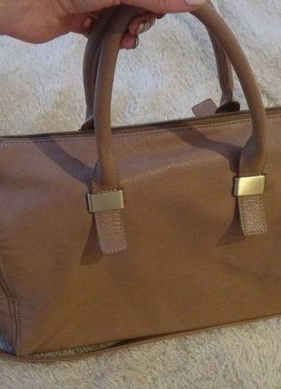 Kup mój przedmiot na #vintedpl http://www.vinted.pl/damskie-torby/torby-do-reki/16020725-bezowa-torba-mizensa-duza