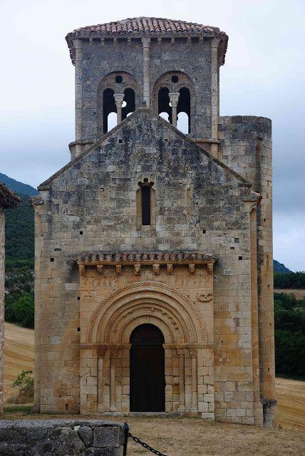 Iglesia de San Pedro de Tejada, Puente-Arenas. Burgos.