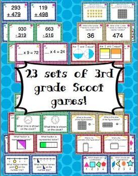 7th grade math sol review worksheets