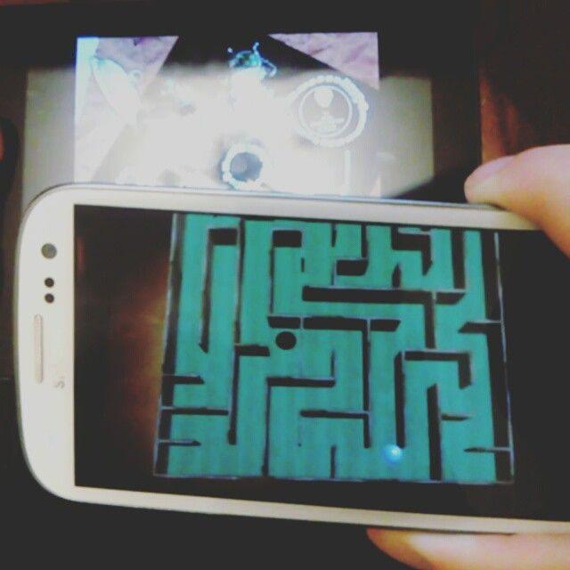 #augmentedreality #virtualreality #maze #mindhelix #android