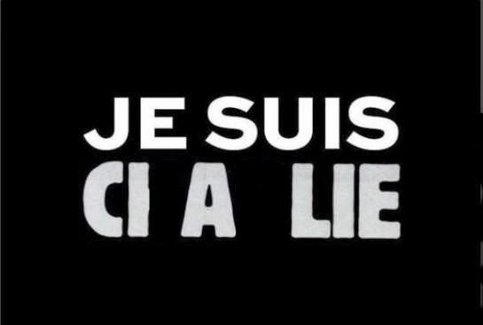 Aangirfan: PARIS PSYOP - INSIDE JOB - MOSSAD ATTACKS CHARLIE HEBDO
