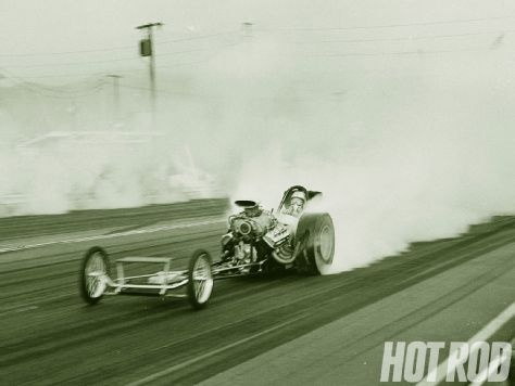 The Surfers Rail, these guys changed drag racing with the type of fuel loads they would run and not destroy the motor I always enjoyed watching them.