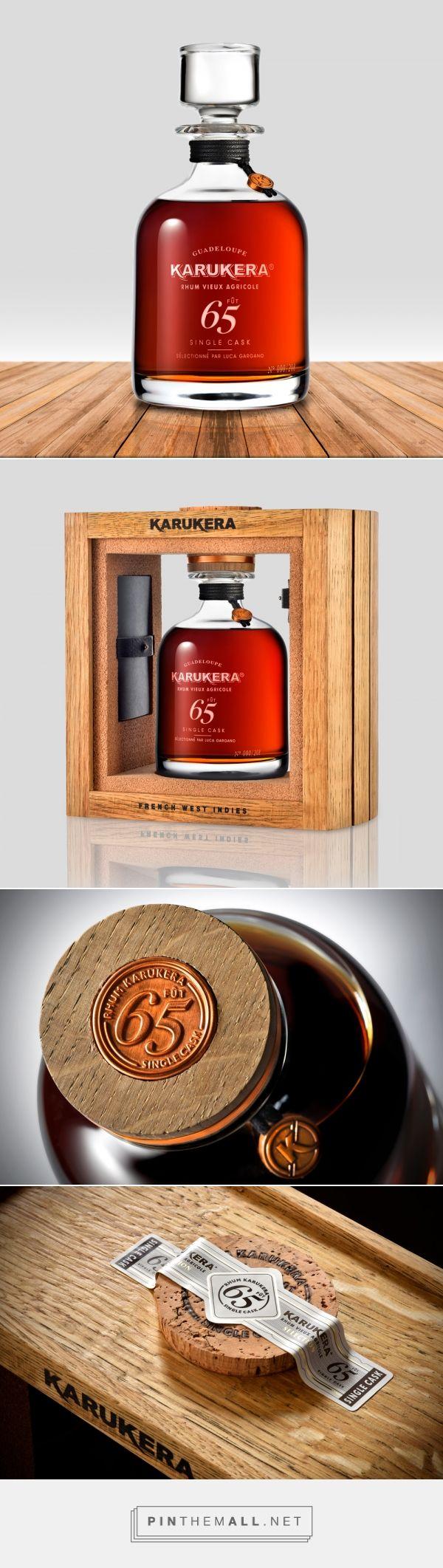 KARUKERA, FÛT 65 packaging design by LINEA - http://www.packagingoftheworld.com/2017/11/karukera-fut-65.html
