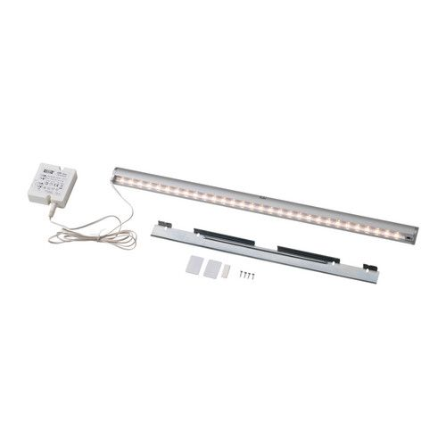 INREDA LED light strip IKEA LED emits low heat and can be used in narrow  spaces such as drawers, shelves and wardrobes.