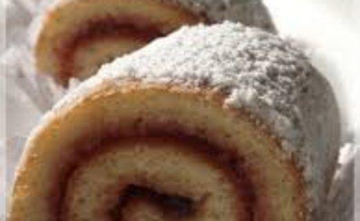 Recette de Gâteau roulé - i-Cook'in