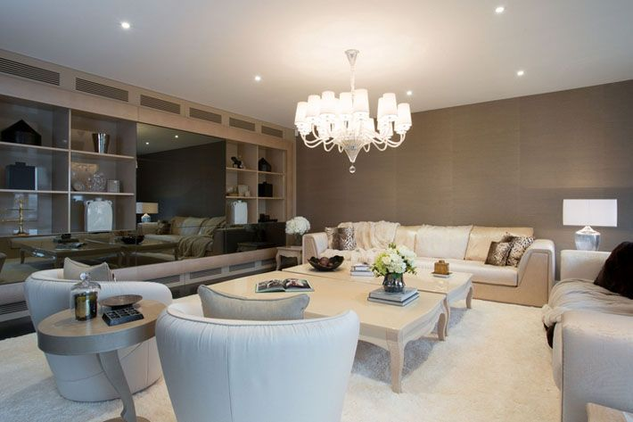 The Studio at Harrods is a bespoke interior design service specialising in luxury high-end residential design with a portfolio of original projects that ranges from contemporary penthouse apartments in London and the UK.