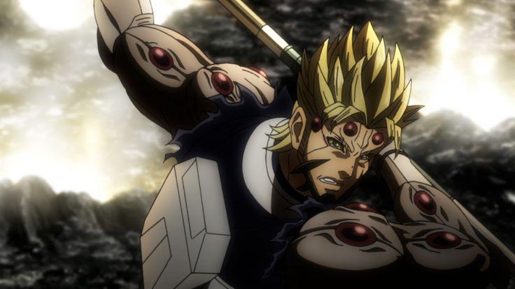 Terraformars - Épisode 12 : Shooting star – Raison et déraison. Plus d'infos sur la série sur http://anime.kaze.fr/catalogue/terra_formars