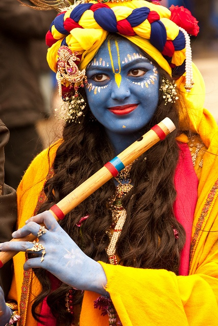 Krishna, Festival of Chariots - by Garry Knight http://beirresistiblereview.org/wp/