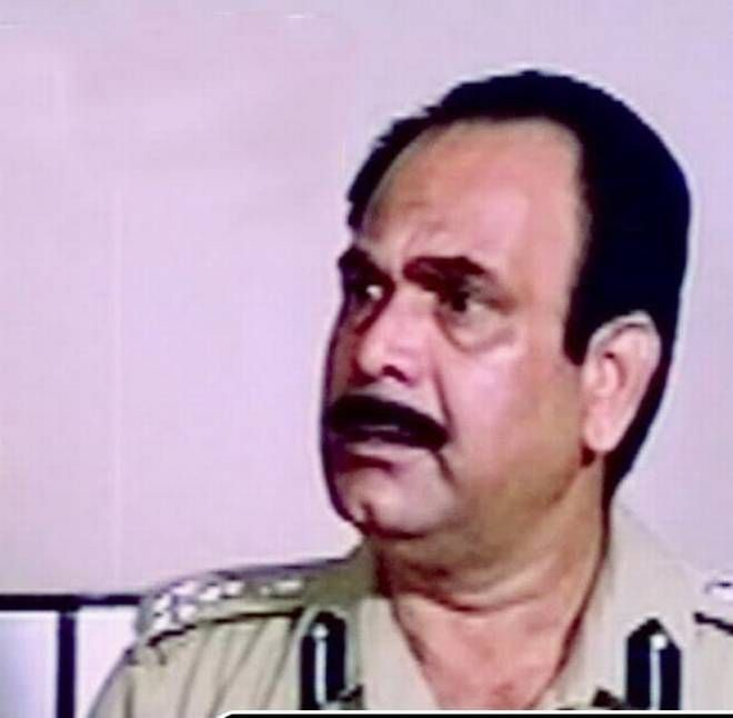 jagantha varma He quit his job as a Superintendent of Police to concentrate on his acting career.