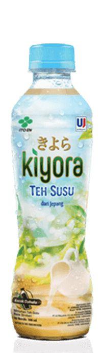 Paduan murninya teh hitam dengan lembutnya susu kini ada di Kiyora Milk Tea, minuman teh plus susu yang lembutnya bisa buat hari-hari kamu lebih segar!
