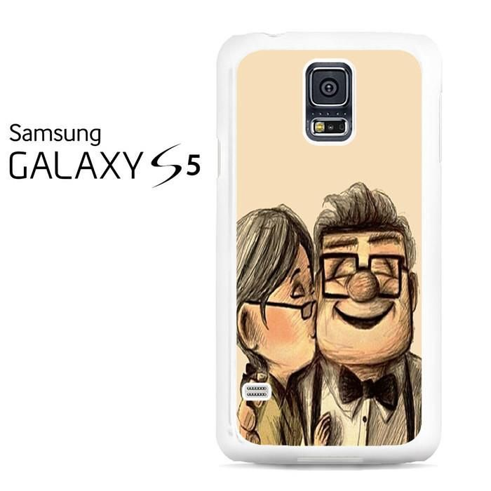 Carl And Ellie Samsung Galaxy S5 Case