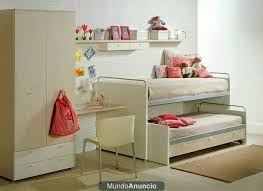 poco espacio para tus hijos?? No importa, con esta habitacion caben los dos en una...