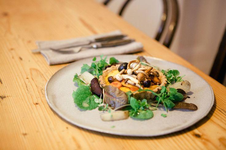 FvF Cooks with Kraut Kopf: Homemade Pumpkin Tart — Freunde von Freunden