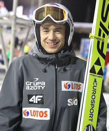 Kamil Stoch wygrywa kwalifikacje w Lillehammer