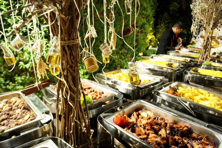 Μπουφέ σε δεξίωση γάμου. Τόπος: Κτήμα Villa Mia Κορωπί Catering: Kscatering.gr μέλος του ksktimata.gr και του Ομίλου οmilosks.gr