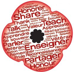 Remembrance Challenge - I Remember - Taking Action For Canada's Veterans - Remembrance - Veterans Affairs Canada  Make Remembrance Day something you do! Not just feel!