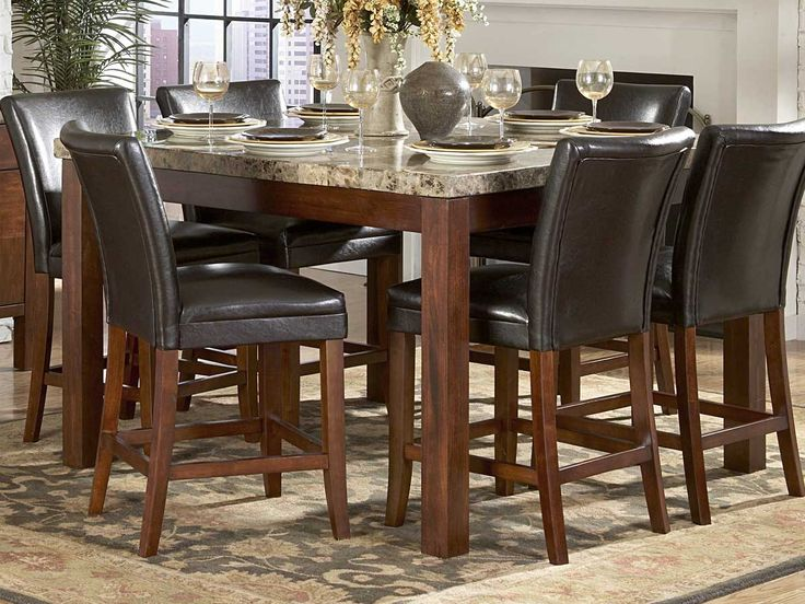 Best 25 Pub Style Dining Sets Ideas On Pinterest  Small Pub Pleasing Pub Height Dining Room Sets Inspiration Design