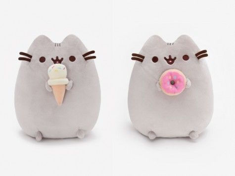 New Pusheen Plush at Hey Chickadee
