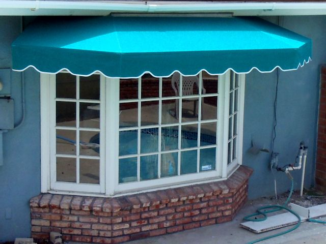 Bay_window_awnings (640×480) · Bungalow RenovationWindow AwningsHouse  FrontBay ...