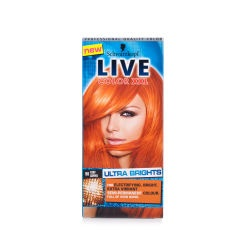 £4.80 Schwarzkopf Live Colour Xxl Ultra Brights 90 Fiery Copper