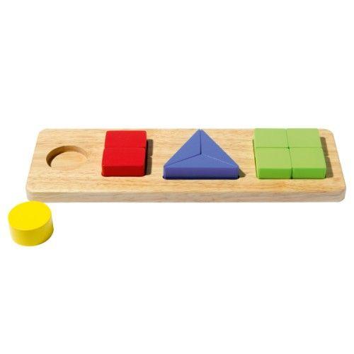 Puzzle formes et couleurs