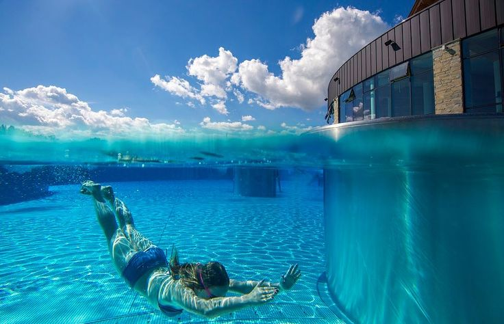 a w #weekend...do wody  #chocholowskietermy #water #fun #girl