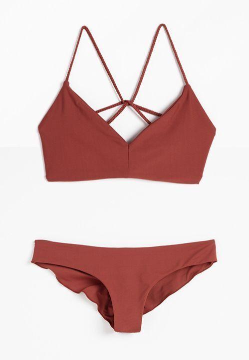 2016 bikini sexy Beach White lace Swimwear swimsuit women bathing suit newe bikini brazilian maillot de bain NK12 - On Trends Avenue