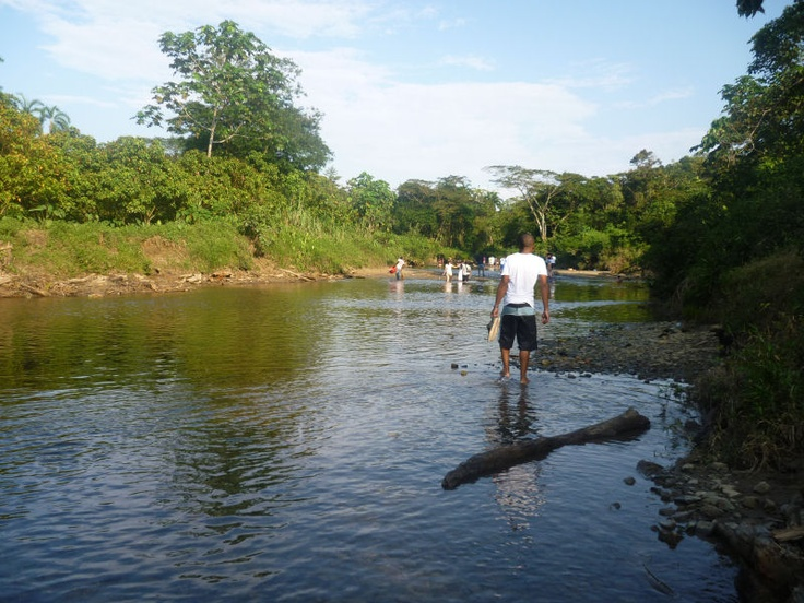 Pacurita - Corregimiento de Quibdó bañado por el río que lleva su mismo nombre.