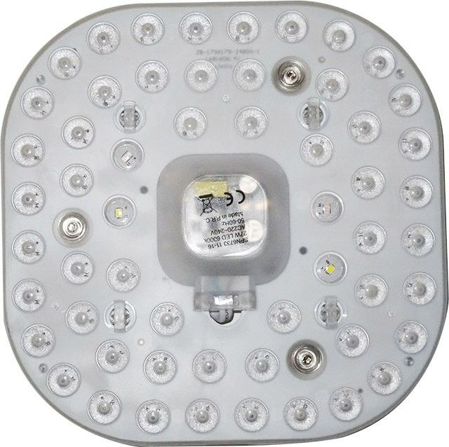 Esti la cateva click-uri distanta pentru a primi noul MODUL APLICA LED 27W cu temperatura de culoare preferata: alb rece sau alb cald. Acesta ofera o lumina puternica, echivalenta cu cea data de un bec incandescent de 170W sau de un bec economic de 35W.