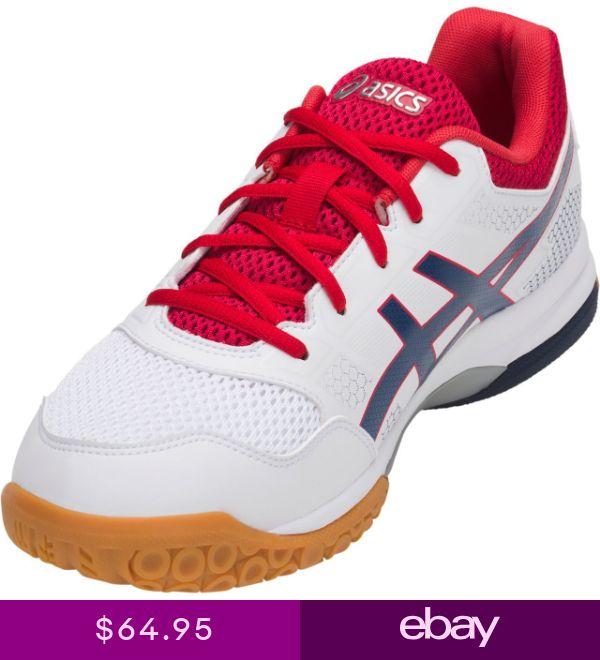 Asics Gel Hunter Badminton Squash Schuhe Badmintonschuhe Squashschuhe damen 39,5 | eBay