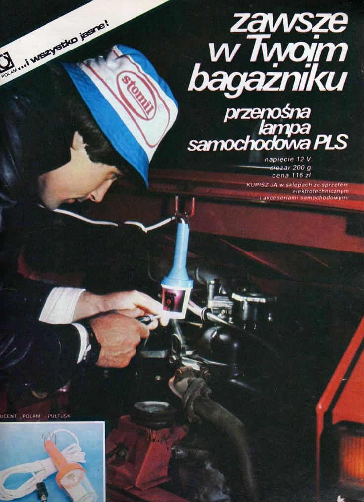 """From """"Magazyn Rodzinny""""czerwiec 1979"""