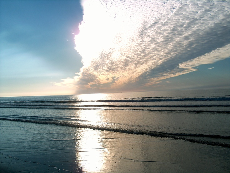 Beach, Ouddorp, the Netherlands