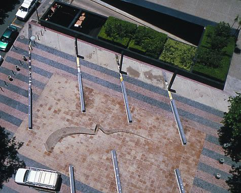 Hollard Street Upgrade, Johannesburg, South Africa