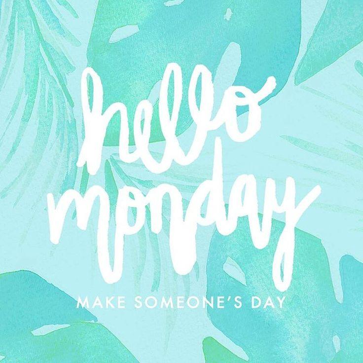 Pay it forward | Hello Monday!