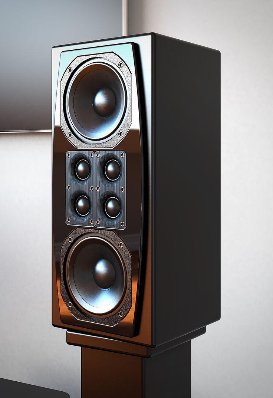 XTZ Cinema Series M6 loudspeaker #audio #music #speakers