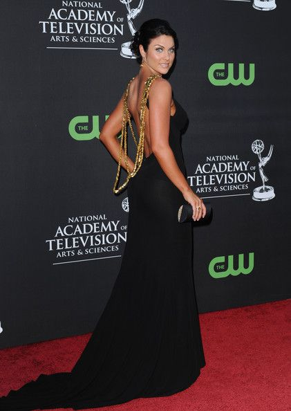 Nadia Bjorlin 36th Annual Daytime Emmy Awards.