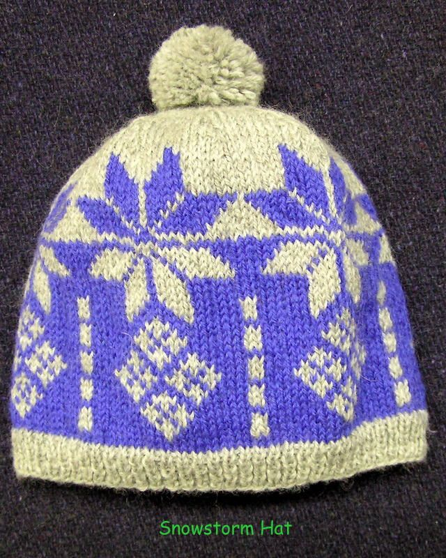 Snowstorm Hat Quick Easy Pattern Pdf Warm The O Jays