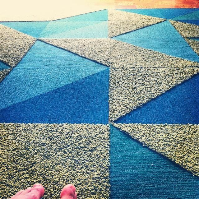 Flor Modular Carpet Tiles Create Unique Eco Friendly